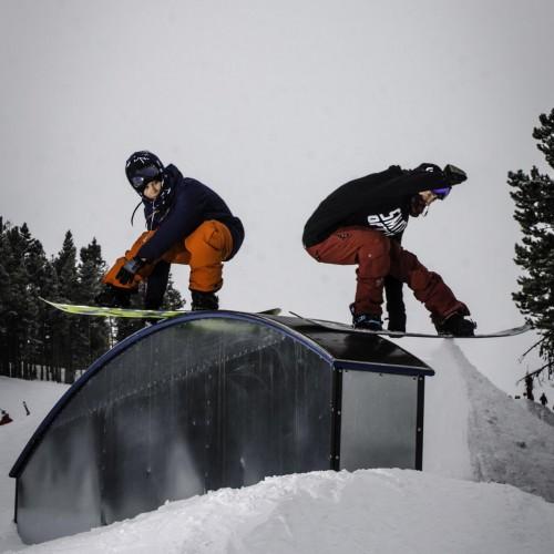 Kjersti Buass & Erika Vikander doubles