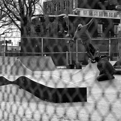 Pops Skatepark
