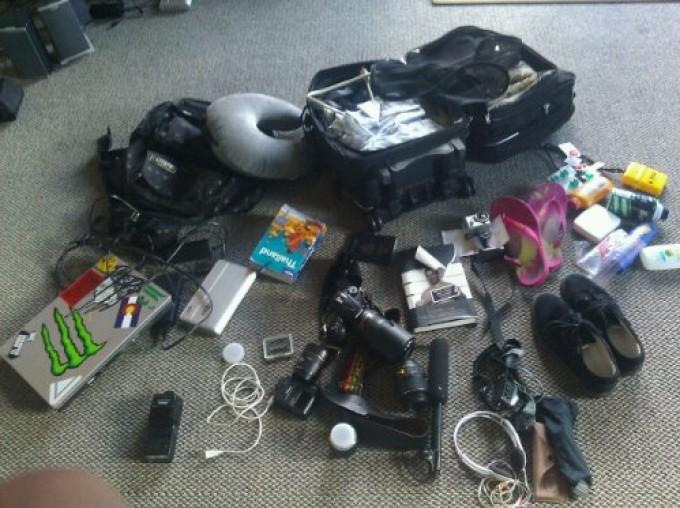 Pack travel unpack pack travel repeat!