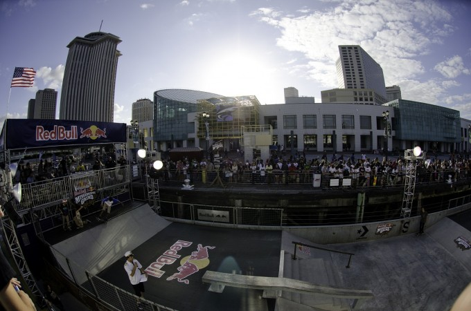 Red Bull Mississippi Grind New Orleans