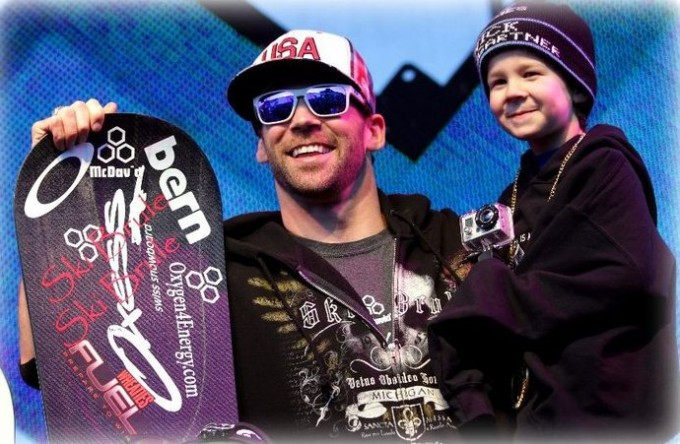 Nick Baumgartner Wins Silver At X-Games
