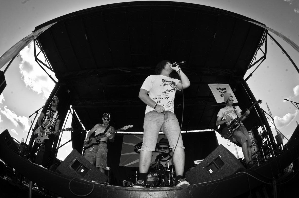 The Groundbreaking Ceremony Vans Warped Tour Shoot Canterbury Park  Shakopee, MN