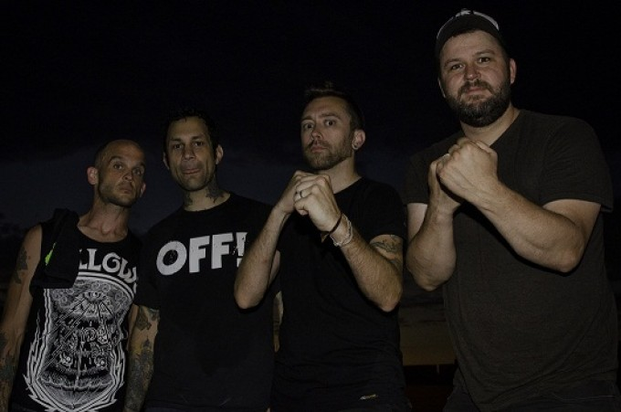 Rise Against Vans Warped Tour Shoot Sandstone Amphitheatre  Bonner Springs, KS