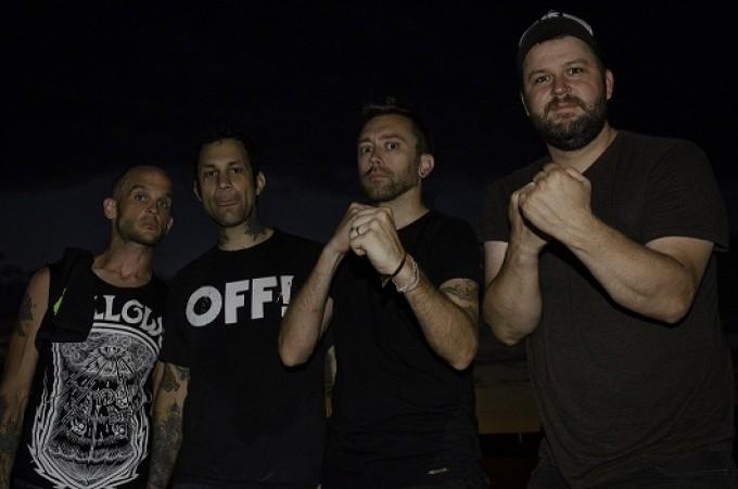 Rise Against Vans Warped Tour Shoot Sandstone Amphitheatre  Bonner Springs, KS