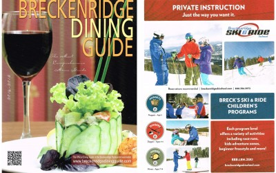 Breckenridge Dining Guide Vail Resorts Ad