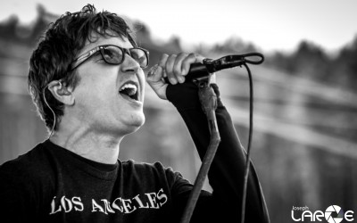 Stephan Jenkins of Third Eye Blind shot by Joseph Large