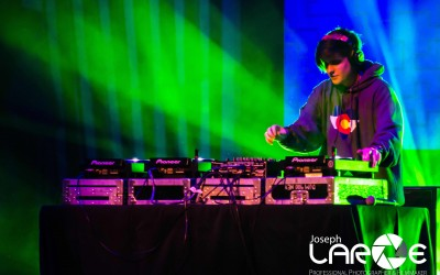 DJ Audien shot By Joseph Large
