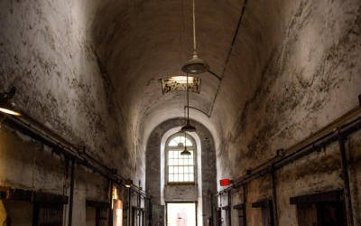 Eastern State Penitentiary shot by Joseph Large 1
