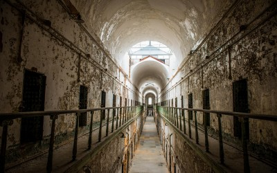 Eastern State Penitentiary shot by Joseph Large 11