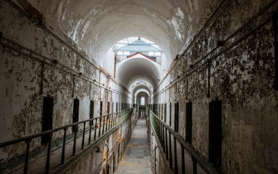Eastern State Penitentiary shot by Joseph Large 12
