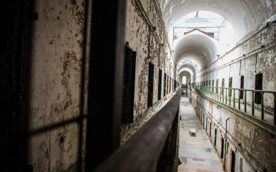 Eastern State Penitentiary shot by Joseph Large 13