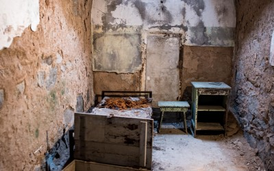 Eastern State Penitentiary shot by Joseph Large 15