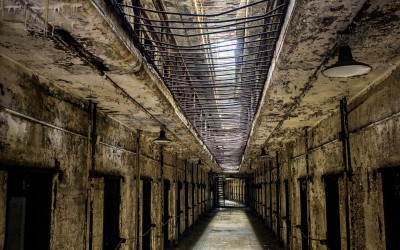 Eastern State Penitentiary shot by Joseph Large 18