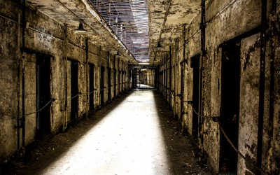 Eastern State Penitentiary shot by Joseph Large 19