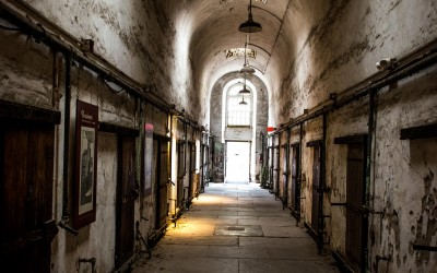 Eastern State Penitentiary shot by Joseph Large 2