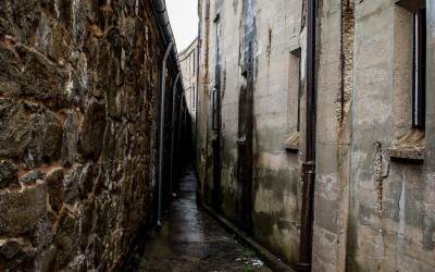 Eastern State Penitentiary shot by Joseph Large 20