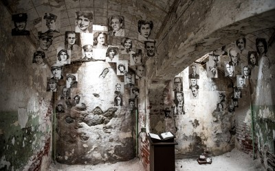 Eastern State Penitentiary shot by Joseph Large 22