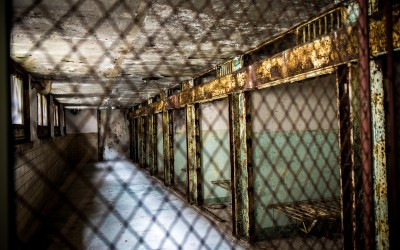 Eastern State Penitentiary shot by Joseph Large 24