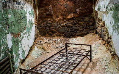 Eastern State Penitentiary shot by Joseph Large 28