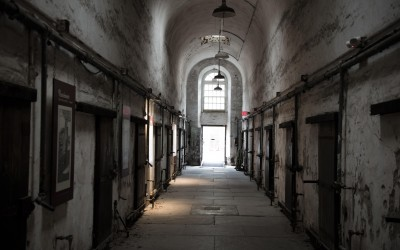 Eastern State Penitentiary shot by Joseph Large 3