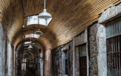 Eastern State Penitentiary shot by Joseph Large 30