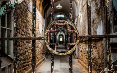 Eastern State Penitentiary shot by Joseph Large 37