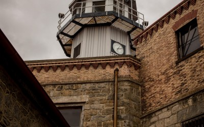 Eastern State Penitentiary shot by Joseph Large 38