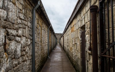 Eastern State Penitentiary shot by Joseph Large 39