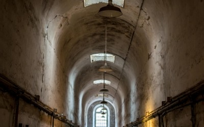 Eastern State Penitentiary shot by Joseph Large 4
