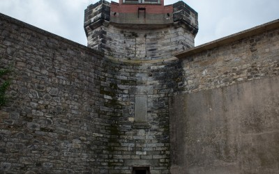 Eastern State Penitentiary shot by Joseph Large 40