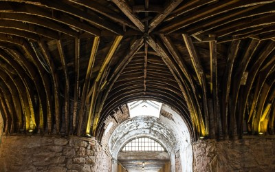 Eastern State Penitentiary shot by Joseph Large 43