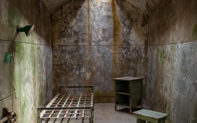 Eastern State Penitentiary shot by Joseph Large 44