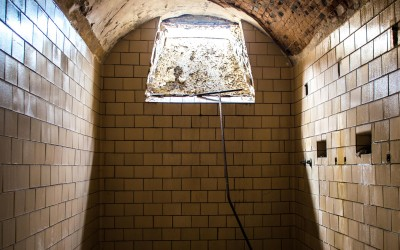 Eastern State Penitentiary shot by Joseph Large 45