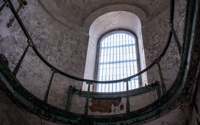 Eastern State Penitentiary shot by Joseph Large 46