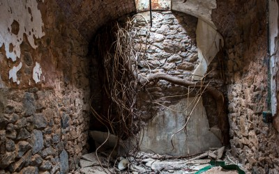 Eastern State Penitentiary shot by Joseph Large 48