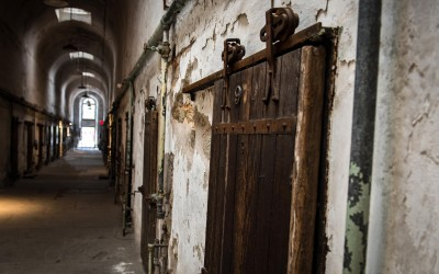 Eastern State Penitentiary shot by Joseph Large 5