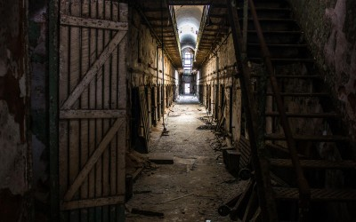 Eastern State Penitentiary shot by Joseph Large 8