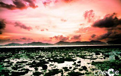 Phuket Sunset shot by Joseph Large