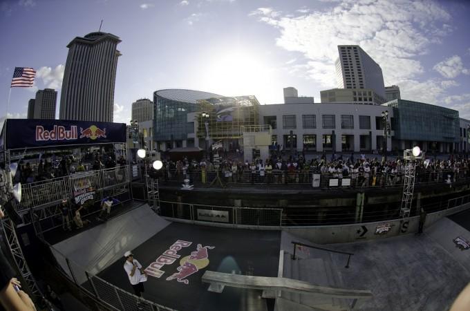 Red Bull Mississippi Grind New Orleans