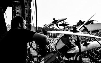 Brandon Barnes of Rise Against