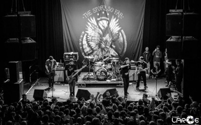 The Story So Far shot by Joseph Large