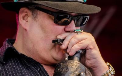 John Popper of Blues Traveler shot by Joseph Large
