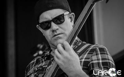 Tad Kinchla of Blues Traveler shot by Joseph Large