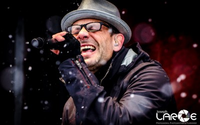 Robin Wilson of the Gin Blossoms shot by Joseph Large