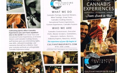 Cultivating Spirits Brochure Page 1 shot by Joseph Large