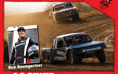 Nick Baumgartner Summer X-Games Hero card shot by Joseph Large