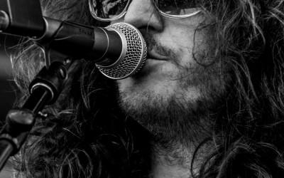 Alex LeCavalier of Third Eye Blind shot by Joseph Large