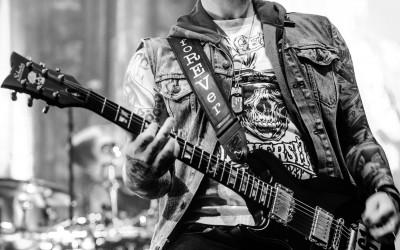 Zacky Vengeance shot by Joseph Large at Mayhem Fest