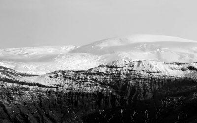Icelandic Glacier shot by Joseph Large